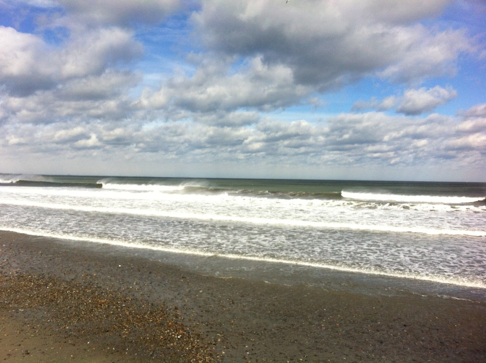 tide versus wind