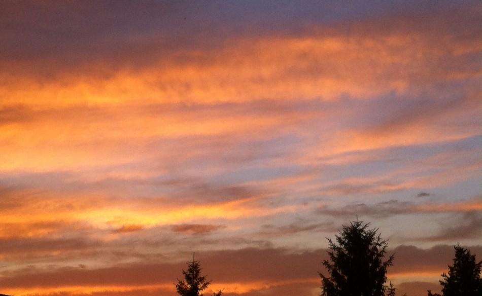 Portland dusk